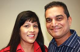 Suresh&Michelle