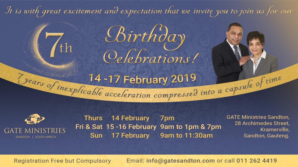 gate sandton birthday celebration
